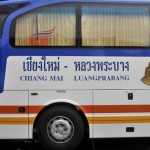 Nice bus but you will have to change at Chiang Khong since they can't fit this one on the boats and the bridge isn't finished yet!