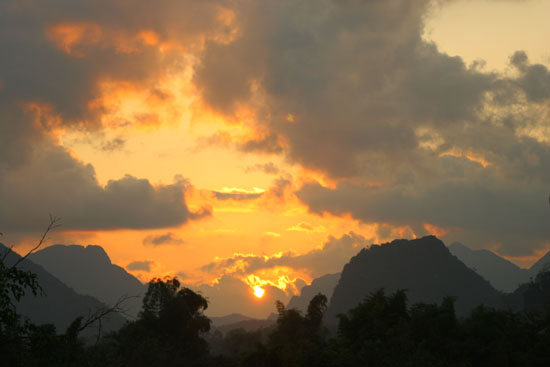 Who can resist the beauty of Laos?