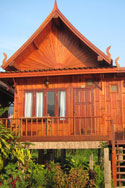 Photo of Saysong Guesthouse & Riverhill Bungalows, Riverside. , Vang Vieng