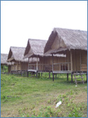 Photo of Tourist Guest House, Ban Khiet Ngong, across the rice fields. , Ban Khiet Ngong