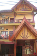 Photo of Mountain Riverview Guesthouse, Riverside. , Vang Vieng