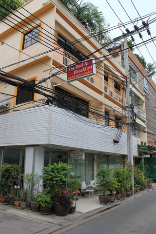 Photo of The Bed and Breakfast, 36/42-43 Soi Kasem San Soi 1. , Siam Square And Surrounds