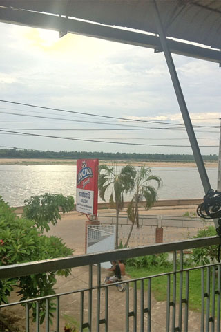 Photo of Balcony Guesthouse & Restaurant, Riverfront. , Kratie