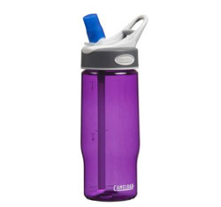 Image of CamelBak BPA-free bottle with bite valve