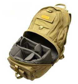 Image of Wolverine Camera and Laptop Backpack